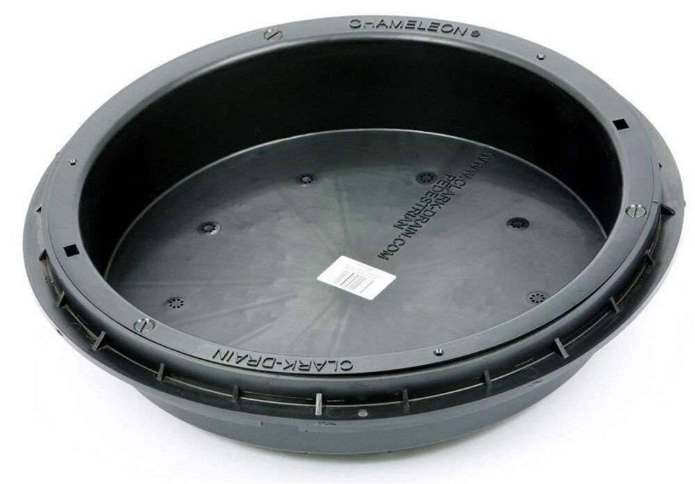 Manhole Cover Chameleon Recessed - for 450mm Circular Chambers - OUT OF STOCK