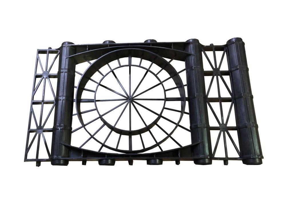 Rainsmart Soakaway Crate Spare Entry/Inspection Plate - Heavy 65 Tonne