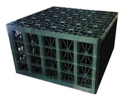 Rainsmart Soakaway Crate Assembled - Heavy 65 Tonne Shallow - OUT OF STOCK
