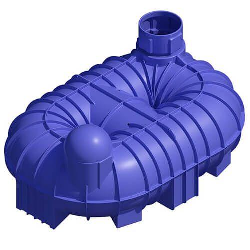 PuraTank Non-Potable Underground Water Tank 8400L