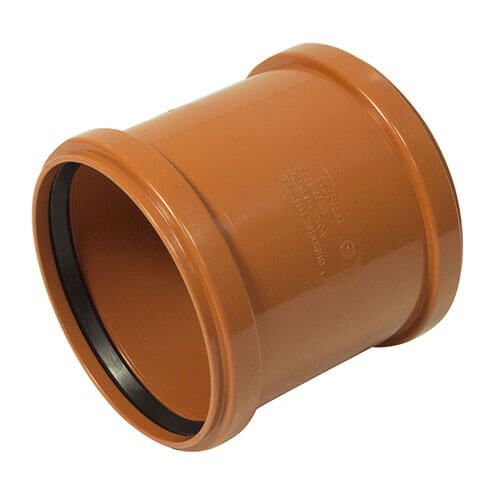 Drainage Coupling Double Socket - 160mm