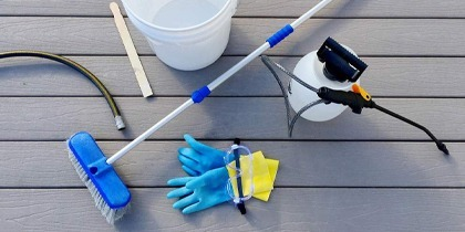 WPC Decking Maintenance Guide