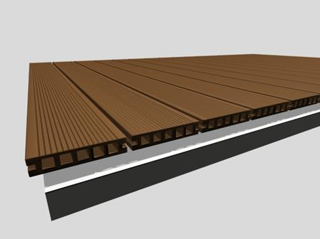 WPC Decking Installation & Specification Sheet