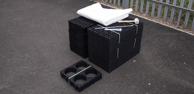 What Is Included In My Cubic Metre Soakaway Set?