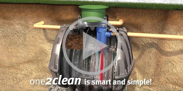 Sewage Treatment Plants Graf one2clean Video