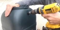 Installing A Water Butt