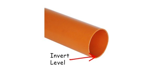 Invert Levels and Falls & Drains in Drainage