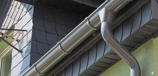 How To Make A Swan Neck For Standard Guttering