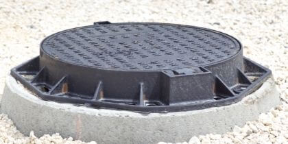 Manhole Covers – Do I need PVC, Steel or Cast Iron?