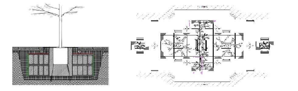 Terravault Courtyard Application